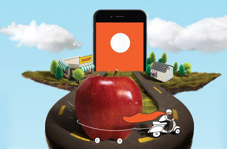 online grocery ecommerce platform