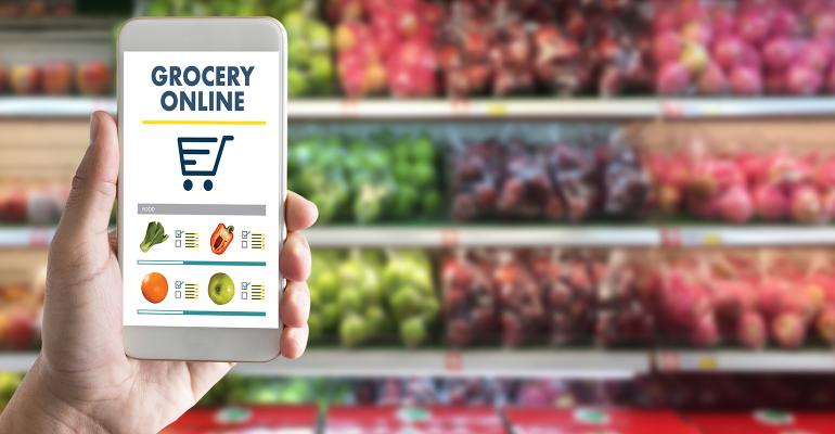 Must have essentials and supply chain in the online grocery business