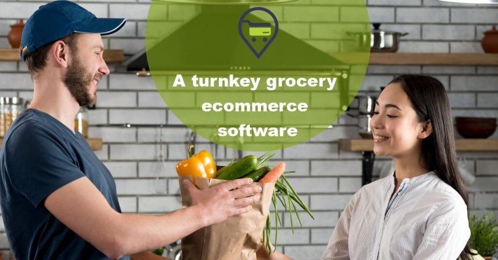 Launch your own online grocery shopping store with Shopurgrocery
