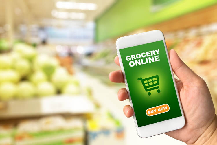 online grocery apps