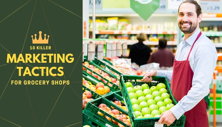 Marketing ideas for grocery stores