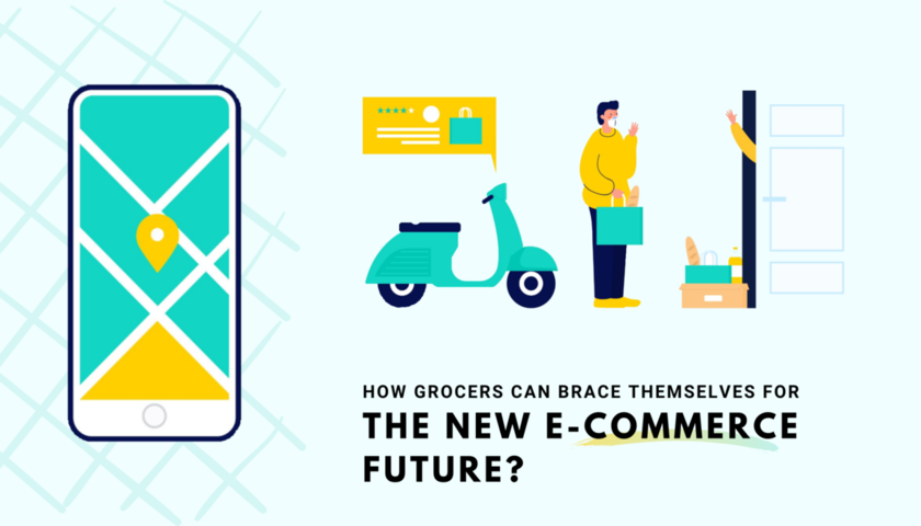 Grocers new eComerce future
