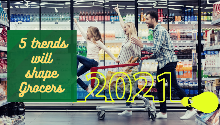 future of supermarket and grocery shop in 2021