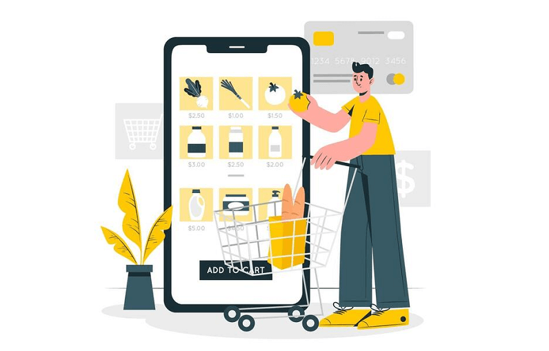 Future of grocery ecommerce business