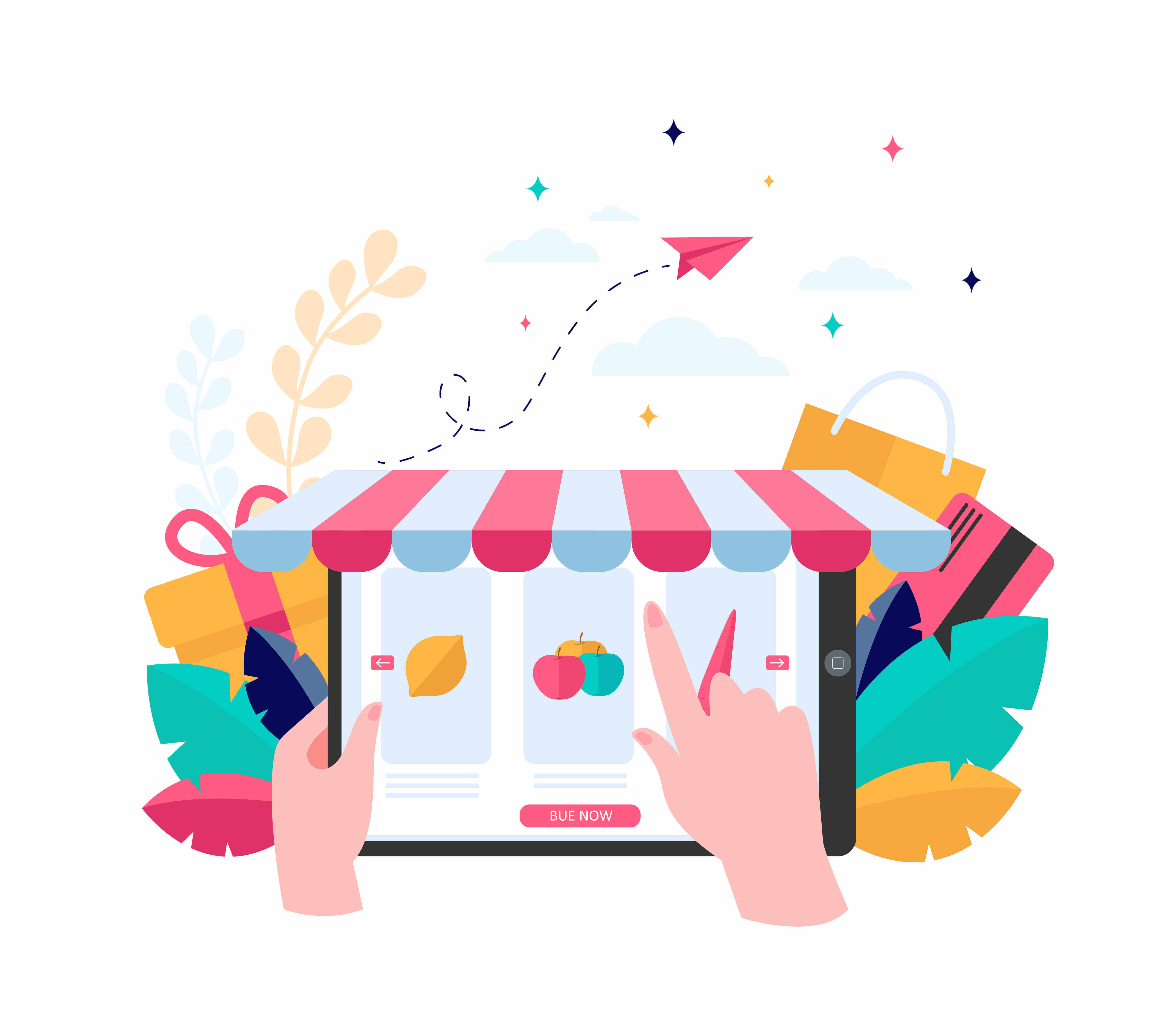 Local SEO for grocery stores