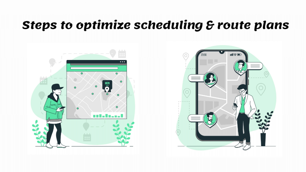 Grocery delivery route optimization tips