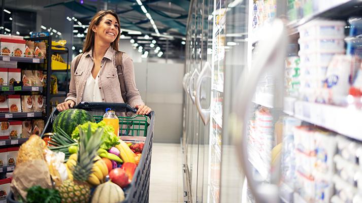 Boost supermarket sales